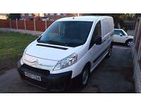 Citroen Dispatch 90 SWB Van, 2007 1.6HDI, Good condition, Mot October 17, NO VAT