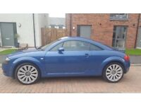 Audi TT 1.8 T Quattro Coupe 71K 11 months MOT 3 Owners with full Service History HPI report Clear