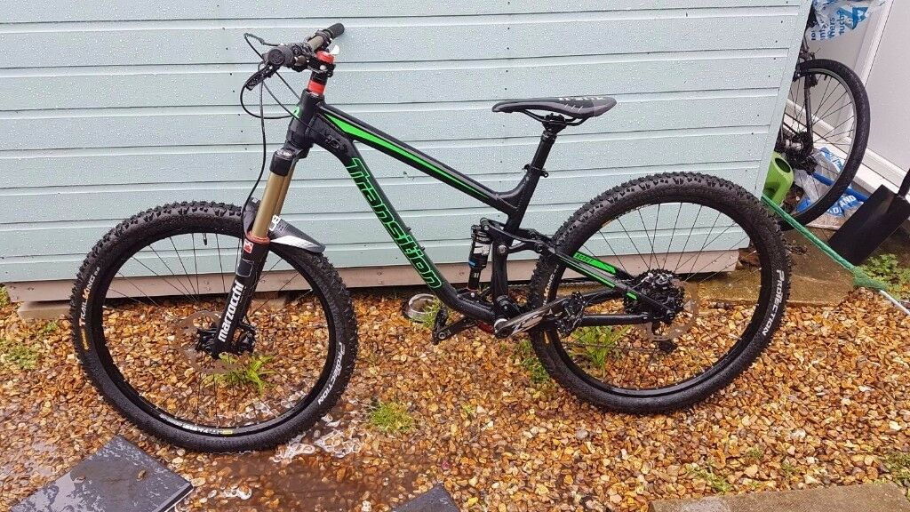 Transition Scout Mountain Bike FRAME AND SHOCK ONLY