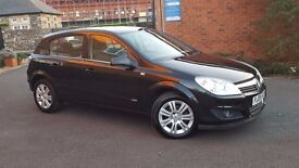 2008 08 VAUXHALL ASTRA 1.8 DESGIN AUTOMATIC 56,000 MILES LEATHER SEATS BARGAIN!!!!!!!!!!!
