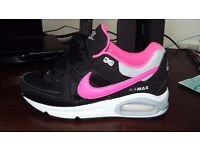 New nike air max size 4.5. Needed a 5 so too small