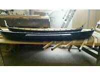Vw golf mk4 genuine votex front splitter