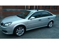 Excellent condition 2006 Silver Vauxhall Vectra