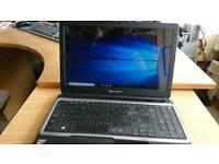 Packard Bell Laptop, Windows 10