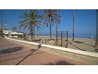 Lovely flat 4-minute drive from beach front in Costa del Sol, Spain (Malaga airport)