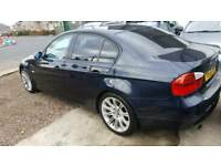 2006 BMW 318 SALOON NICE 18 ALLOYS NEW TYRES