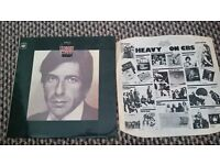 Songs of Leonard Cohen Vinyl LP