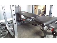 BODYMAX CF475 PREMIUM STRENGTH PACKAGE With 95kg weight stack.