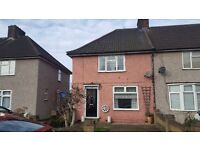 AMAZING 3/4 BEDROOM HOUSE IN DAGENHAM WITH GARDEN AND CONSERVATORY!!