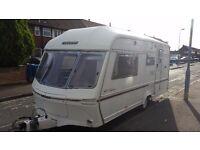 Lunar clubman tourer caravan for sale
