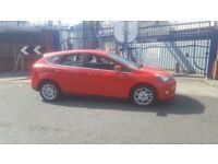 2013 13reg Ford Focus Titanium 1.0 EcoBoost 5 Door Hatchback FULL MOT