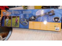 "Child's Metal detector (New unused still boxed) ""will make ideal present 6 + age group only £10"