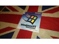 Genuine Microsoft Windows NT Workstation 4.0 CD