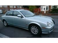 Jaguar S-Type 2.5 V6 2002
