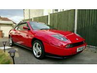 Fiat Coupe 20v Turbo Speed red