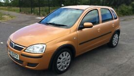 2004 Vauxhall Corsa full year MOT - trade ins & swaps welcome - delivery available