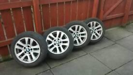 Bmw alloy tyres