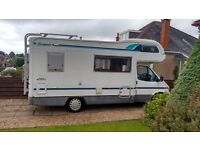 1998 Ford Herald Insignia 400e diesel Campervan. 81000miles. manual. service history, 4/5 berth.