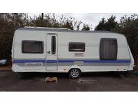 2008 VIP hobby caravan