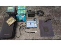 Sony MZ-R50 Recording mini disc player + accessories