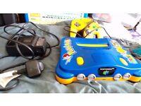 pokemon stadium n64 console