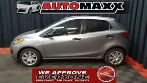 2014 Mazda MAZDA2 GX $115 Bi-Weekly! APPLY NOW DRIVE NOW!