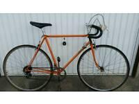 Mercian Road Bicycle, Vintage in Need of Love.