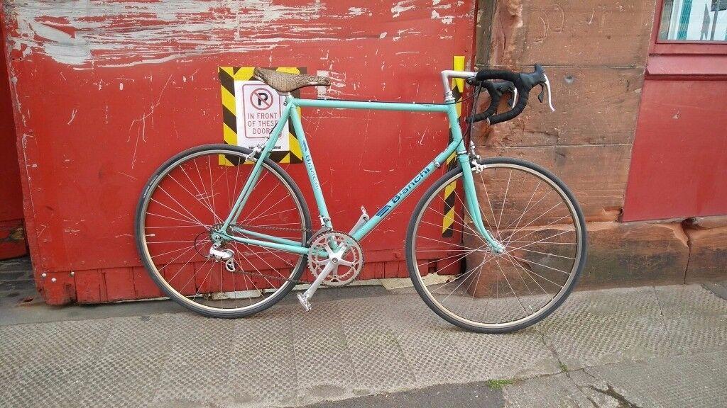 Bianchi Sprint 28c Road Bike - Retro , Campganolo