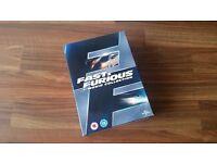 Fast & Furious 1-7 [DVD]