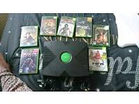 Need gone asap Faulty xbox original console. Working games.