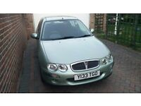 Rover 25 - Spares Or Repairs