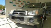 2006 Hyundai Santa Fe GLS 2.7L 2WD CUSTOMER EXCHANGE