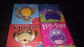 new igloo interactive books x4 children baby xmas birthday gift