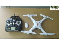 SYMA X5SC-1 EXPLORERS RC QUADCOPTER 4CH 6-AXIS 2.4G GYRO DRONE WITH HD CAMERA