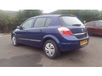 VAUXHALL ASTRA 1.4 MANUAL IN CLEAN CONDITION. LONG MOT & TAX. HPI CLEAR. SERVICE HISTORY. 2 KEYS.