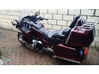 Honda, GL, 1989, 1520 (cc) Goldwing