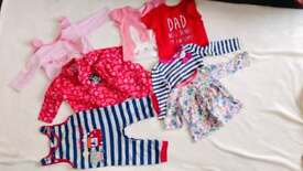 9-12 months girl bundle