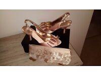 Phase 8 shoes and handbag