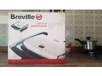 Breville sandwich press