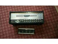 Mesa Boogie Dual Rectifier Valve/Tube guitar amp