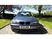 BMW 318i, 82k, Full leather, Mint condition