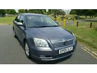 Toyota AVENSIS 1.8 T3-X 5-door Hatchback, Manual, Silver