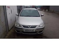 Vauxhall Corsa For Sale As Repairs or Spare for £300.00