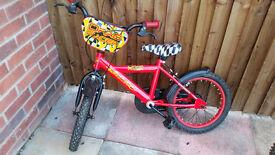 """16"""" children bike"""