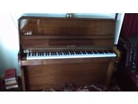 ZENDER upright piano