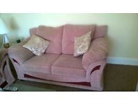 3-SEATER & 2-SEATER HARVEY'S SOFAS