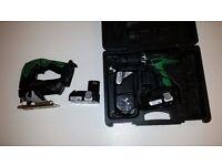 Hitachi DV18DCL2 Combi drill/ CJ18DL Jigsaw Set