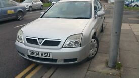 VAUXHALL VECTRA 1.8 MANUAL,YEAR 2004,LOW MILES,LONG MOT,CHEAP OFFER