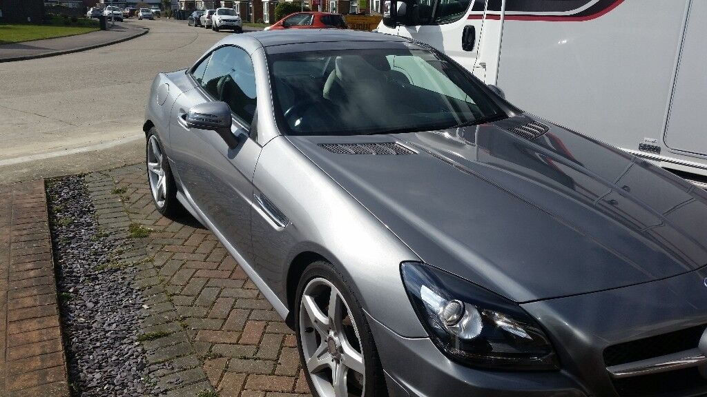 Mercedes 250 SLK CDI AMG SPORT BLUE EFFICIENCY AUTO | in Worthing, West  Sussex | Gumtree