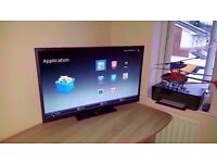 """Cello Smart Widescreen 40"""" HD1080P TV"""